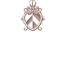 The logo of Domus Renier Boutique Hotel in Chania harbour, Crete is the Renier family crest.